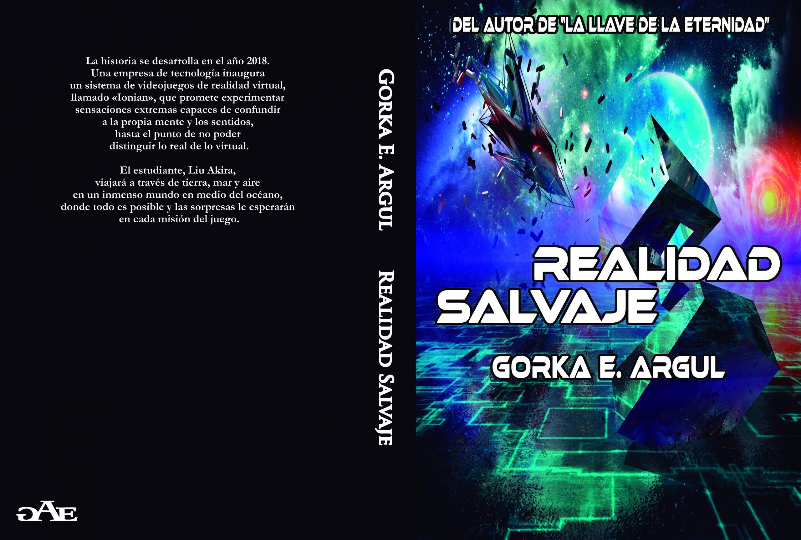 Novela «Realidad Salvaje» (Sinopsis y personajes)