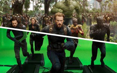 Marvel CGI-VFX